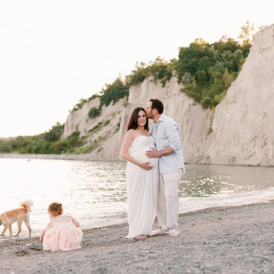 Scarborough Bluffs Maternity Session