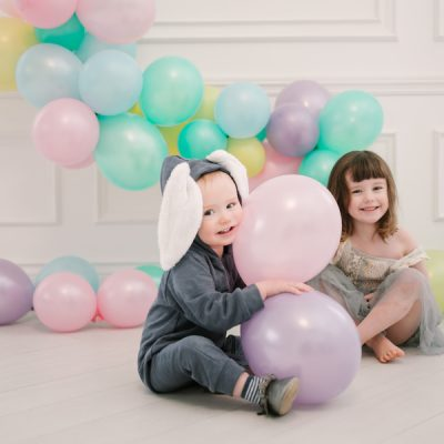 Indoor Spring Mini Sessions by Anchor Studio