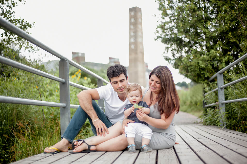 EverGreen Brickworks Family Photographer