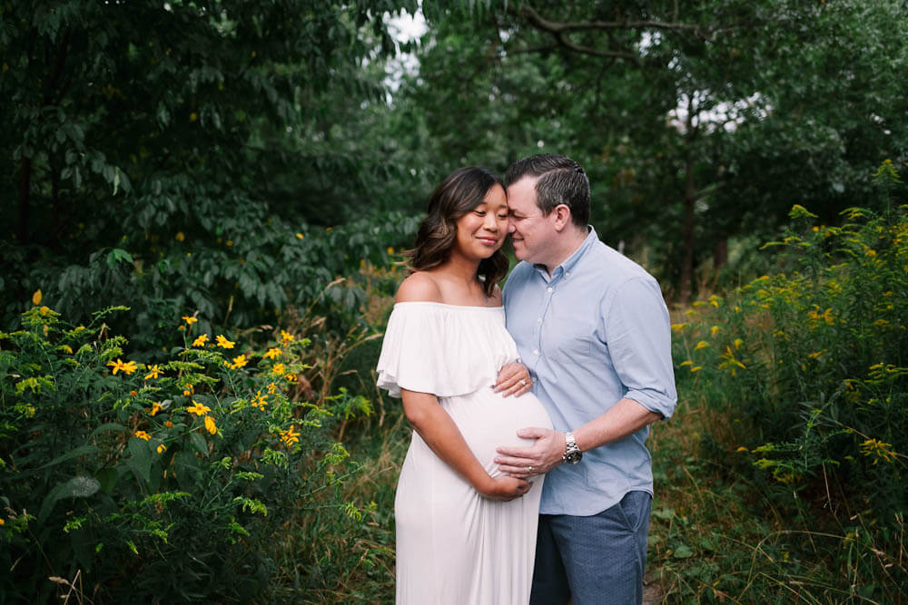 High Park Maternity Photographer