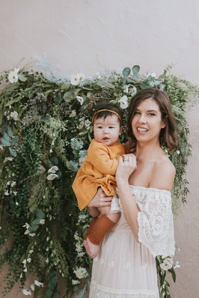 Mother's Day Mini Sessions at Mint Room Studios