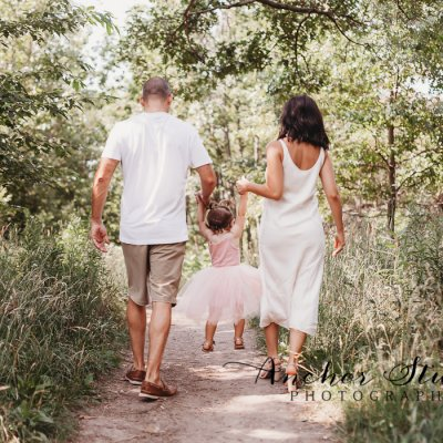 Outdoor Family Session at High Park