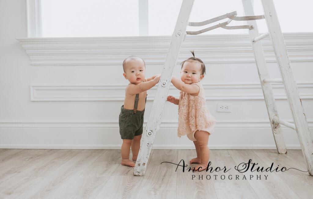 Twin birthday Photographer in Toronto