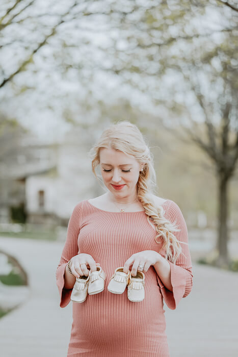 toronto outdoor maternity photographer