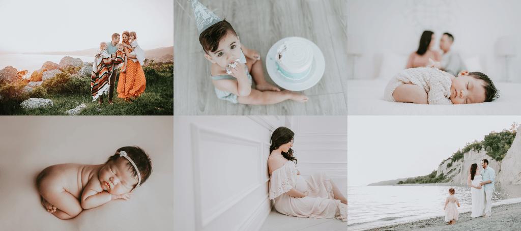 Toronto Baby, Maternity and Family Photographers