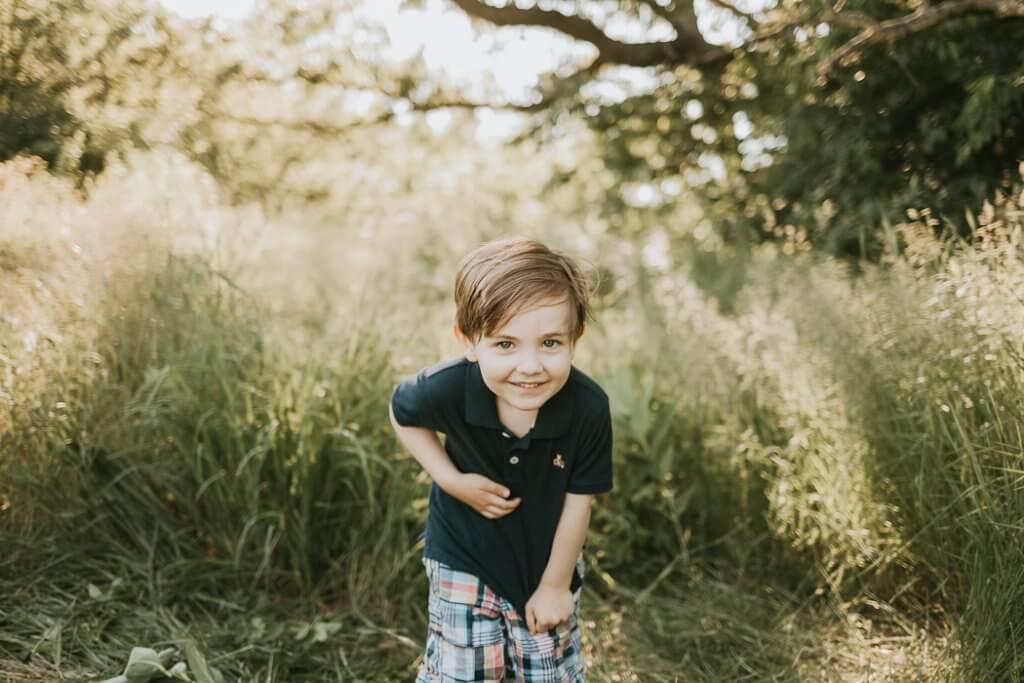 Child photographer in Toronto