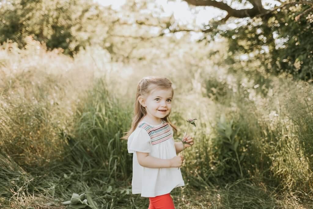 Toronto child portrait photographer