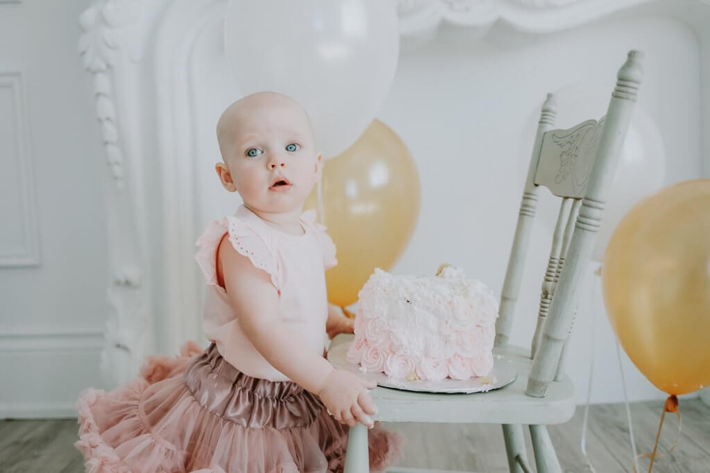 first birthday photographer in Toronto
