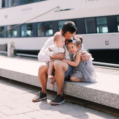 Celebrating dads on Father's Day – Toronto Photographer