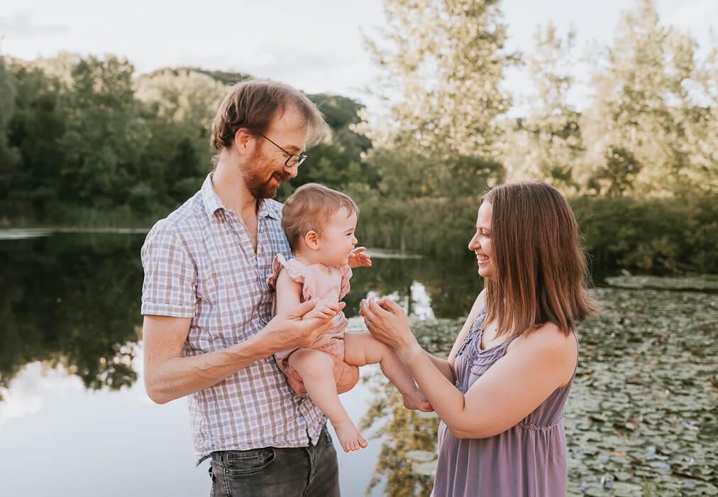 family photo studio Toronto
