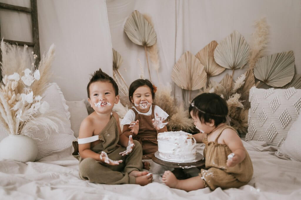 best cake smash photographer