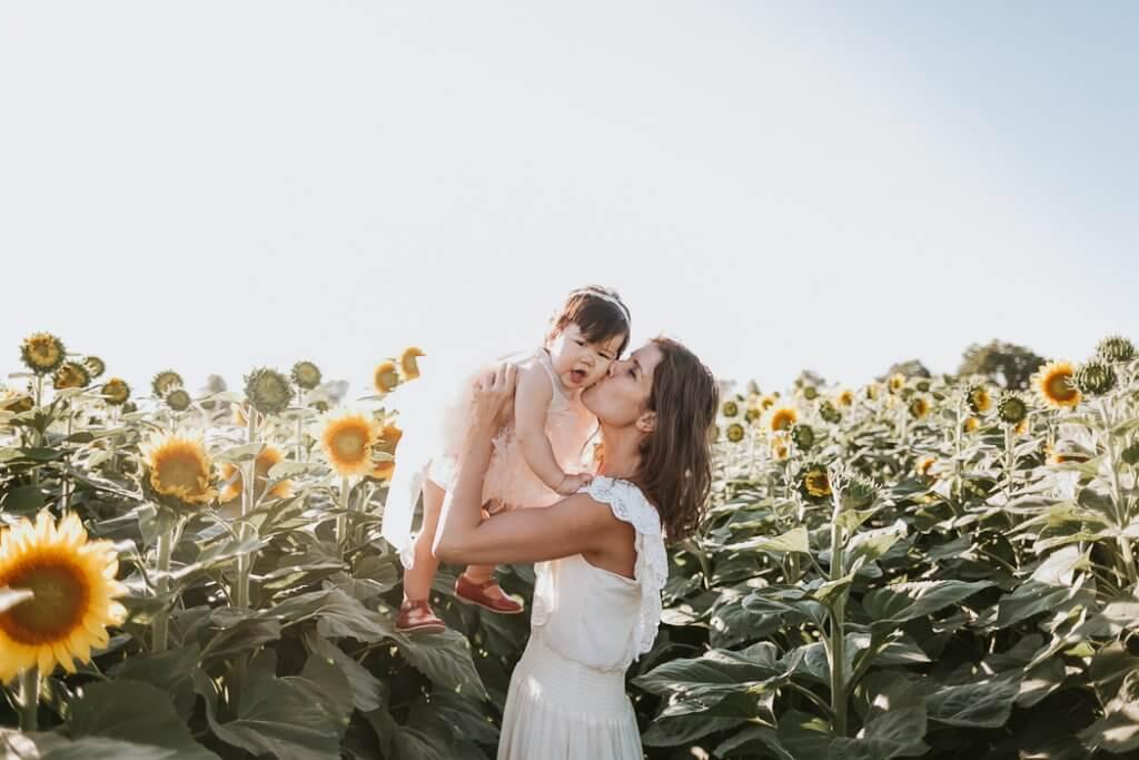 Toronto sunflower photographer