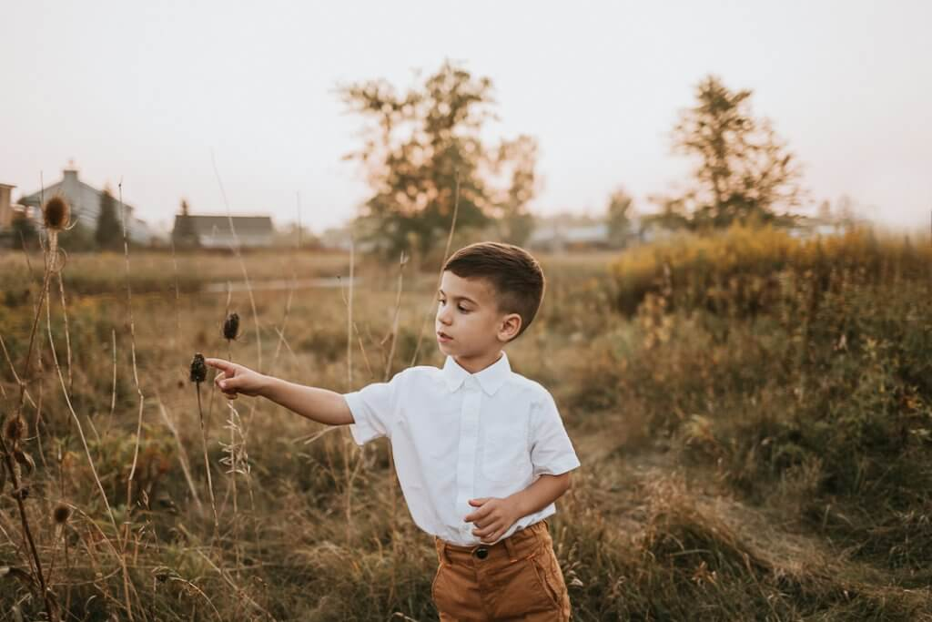 Toronto outdoor family photographers