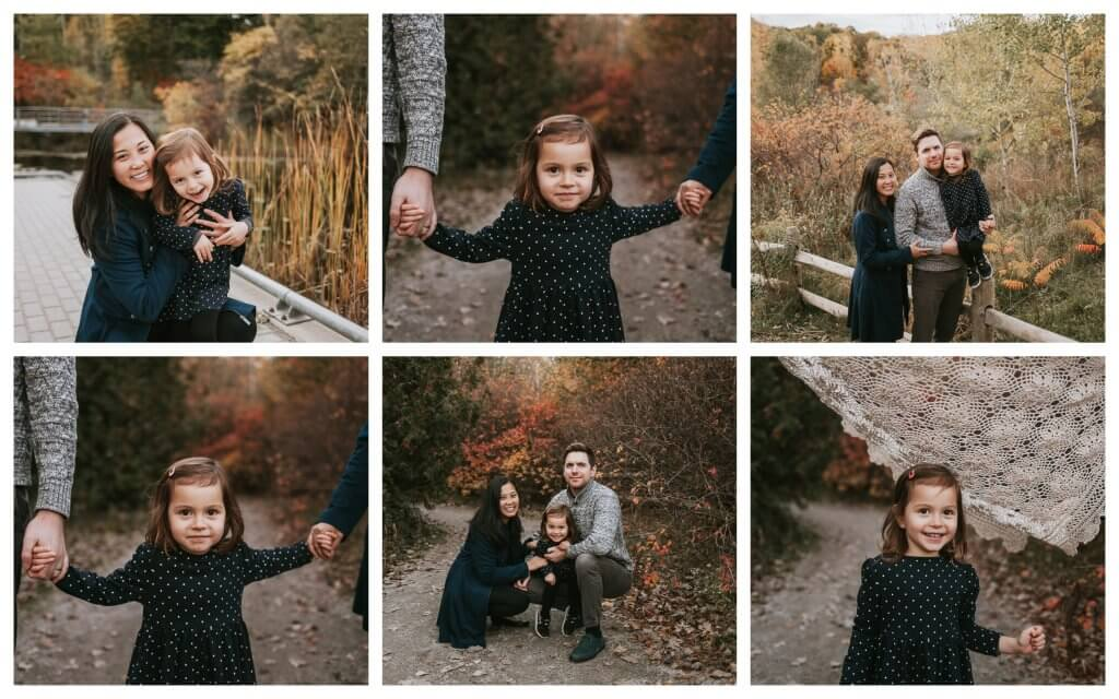 Evergreen Brickworks family photographer