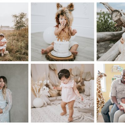 Where to Take Perfect Family Photos in Toronto – Anchor Studio