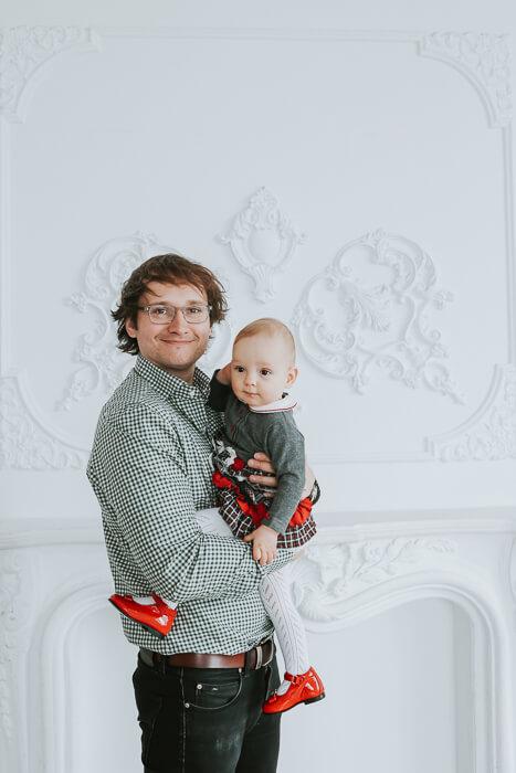 Mint Room Studios family photographer