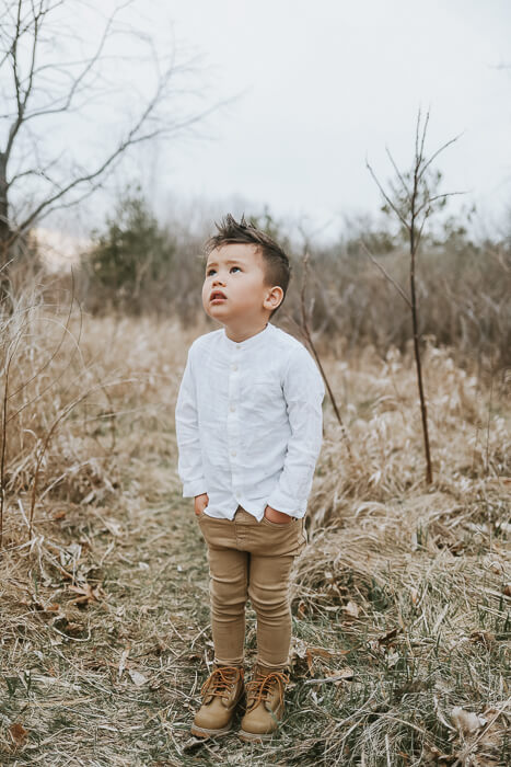 Toronto lifestyle child photographer