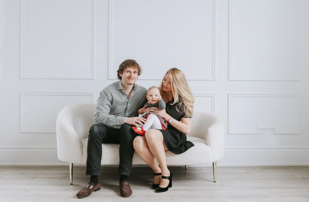 family photographer in Toronto
