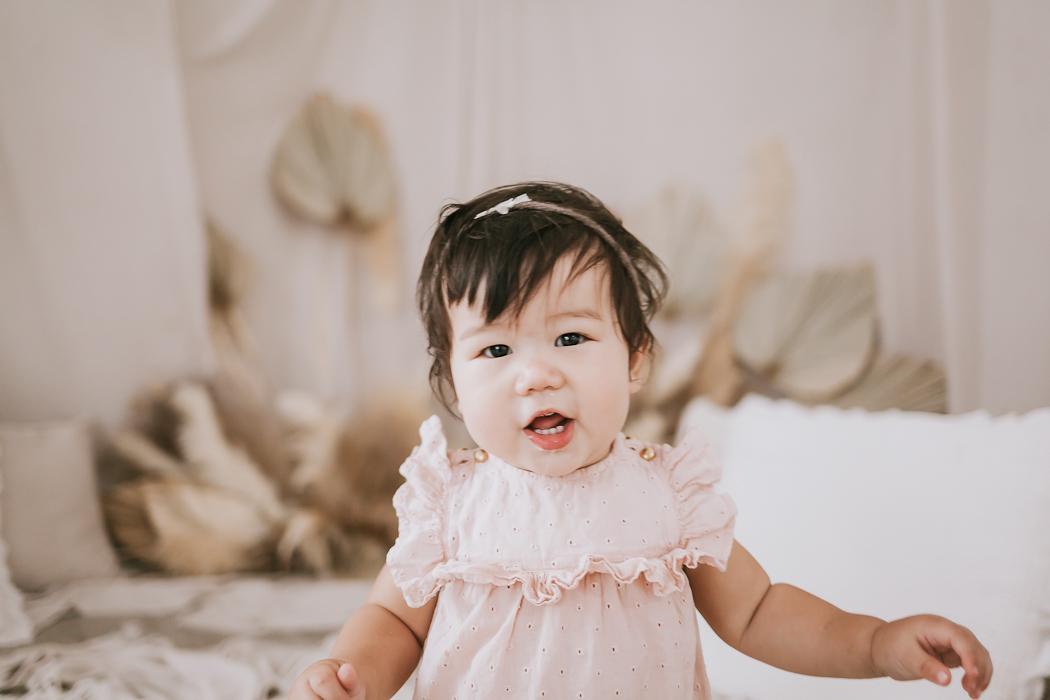 baby first birthday photographer